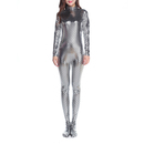 Muka Adult Long-Sleeve Unitard Bodysuit Dancewear Mermaid Costume