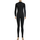 Muka Adult Zentai Spandex Polo Neck Unitard Supersuit Costume Dancewear