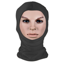 Muka Open Face Unitard Hoods Mask Adult Fancy Dress Costume Spandex Hood for Halloween