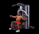 Body-Solid FUSION 500 with 310 lb. Stack