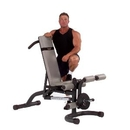 PowerLine Body-Solid Flat / Incline / Decline Bench