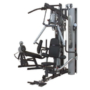 PowerLine Biangular 2 Stack Gym, Seated Leg Curl