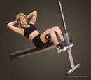 Body-Solid Pro-Style Adjustable Abdominal Board