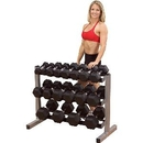 PowerLine Body-Solid 40 Inch 3-Tier Dumbbell Rack