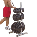 PowerLine Oly Weight Tree, with Bar Holders