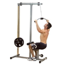 Powerline Lat Machine