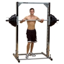 PowerLine PowerLine Smith Machine - Silver