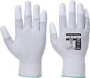 Portwest A198 Antistatic PU Fingertip Glove