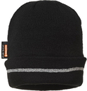 Portwest B023 Knitted Hat Reflective Trim