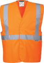 Portwest C472 Hi-Vis 1 Band Vest