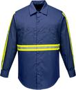 Portwest F125 Iona Work Shirt  L/S