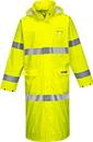 Portwest FR44 Sealtex Flame Hi-Vis Coat  50