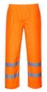 Portwest H441 Hi-Vis Rain Trousers