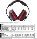 Portwest PW43 Comfort Ear Muffs EN352