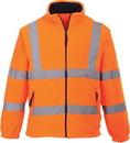 Portwest UF300 Hi-Vis Mesh Lined Fleece