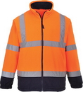 Portwest UF301 Hi-Vis 2-Tone Fleece