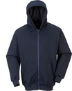 Portwest UFR81 FR Hooded Zip Sweatshirt
