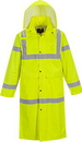Portwest UH445 Hi-Vis Classic Raincoat 48