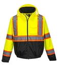 Portwest US367 Hi-Vis 2in1 Bomber Jacket