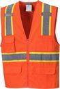 Portwest US372 Jackson Hi-Vis Executive Vest