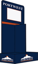 Portwest Z543 Cardboard Footwear Stand