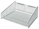 Quantum 1617HBC Partition Hanging Baskets - Chrome, 17