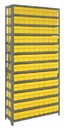 Quantum 1875-604 Euro Drawers Shelving System, 108 QED604