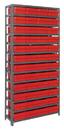 Quantum 1875-606 Euro Drawers Shelving System, 48 QED606