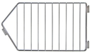 Quantum 209DC Modular Stacking Basket Dividers (Outside Dimensions: 20