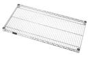 Quantum 2442S Wire Shelf, One 24