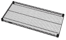 Quantum 2460BK Wire Shelf, One 24