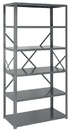 Quantum 39-1836-5 IRONMAN Steel Shelving Unit, 18