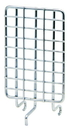 Quantum 4X3HBD Partition Hanging Basket Dividers - Chrome, 3