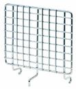 Quantum 4X6HBD Partition Hanging Basket Dividers - Chrome, 6