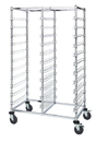 Quantum BC214069M22D Double Bay Bin Carts, 24