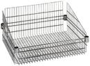 Quantum BSK2424C Post Baskets - Chrome, 24