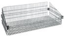Quantum BSK2436C Post Baskets - Chrome, 24