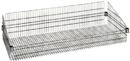 Quantum BSK2448C Post Baskets - Chrome, 24