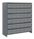 Quantum CL2439-603 Euro Drawer Closed Shelving System, 36 QED603