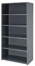 Quantum CL75-1236-4 IRONMAN Closed Shelving Unit, 12