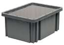 Quantum DDC91000CL Dividable Grid Container Clear Dust Cover Inlays