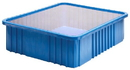 Quantum DDC93000CL Dividable Grid Container Clear Dust Cover Inlays