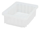 Quantum DG91035CL Clear-View Dividable Grid Container, 10-7/8