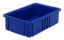 Quantum DG92050 Dividable Grid Container, 16-1/2