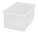 Quantum DG92080CL CLEAR-VIEW Dividable Grid Containers, 16-1/2