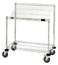 Quantum M1836SL34C Work Station Cart (Outside Dimensions: 36