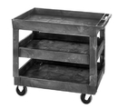 Quantum PC4026-33-3 Polymer Mobile Cart, 40