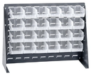 Quantum QBR-2721-210-24CL Bench Racks & Louvered Panels -- Complete Clear-View Packages, 24 QUS210CL