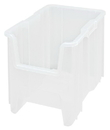 Quantum QGH600CL Clear-View Giant Stack Container, 17-1/2