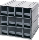 Quantum QIC-122 Interlocking Storage Cabinet, 12 IDR202